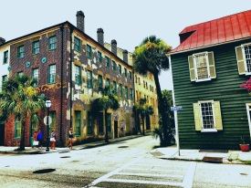 Shot and edited with iPhone. Beautiful streets of Charleston in my random wonderings.
