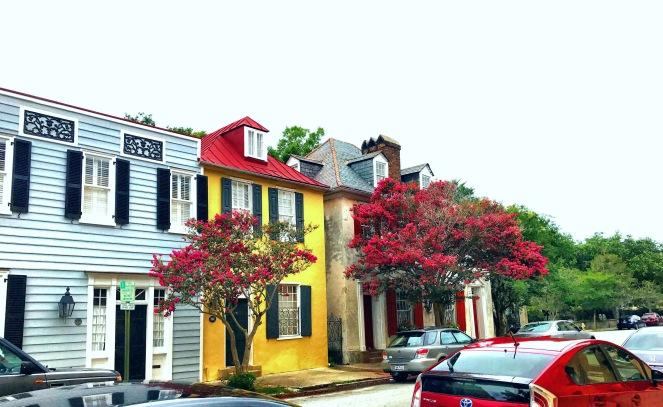 Streets of Charleston